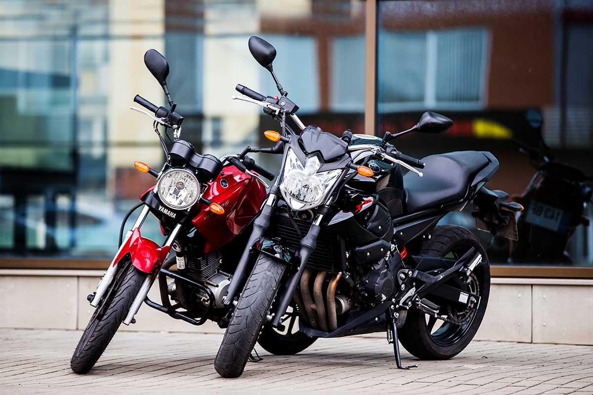 Vairoteka motociklai